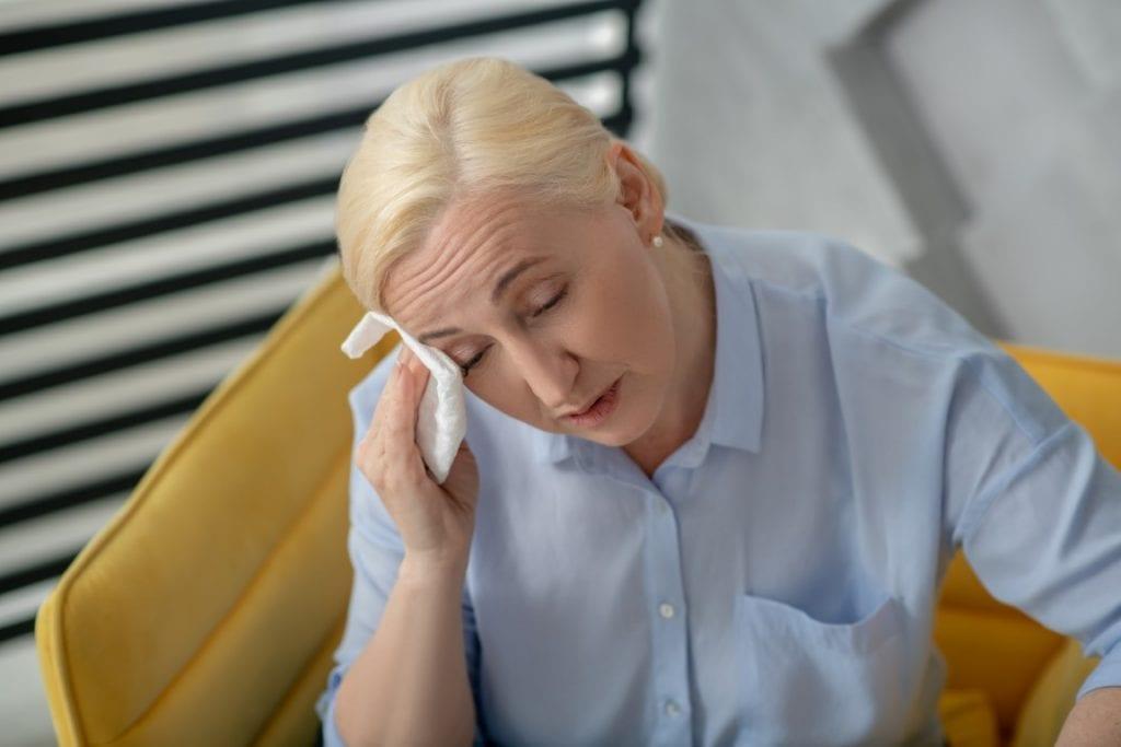 bufeu menopauza