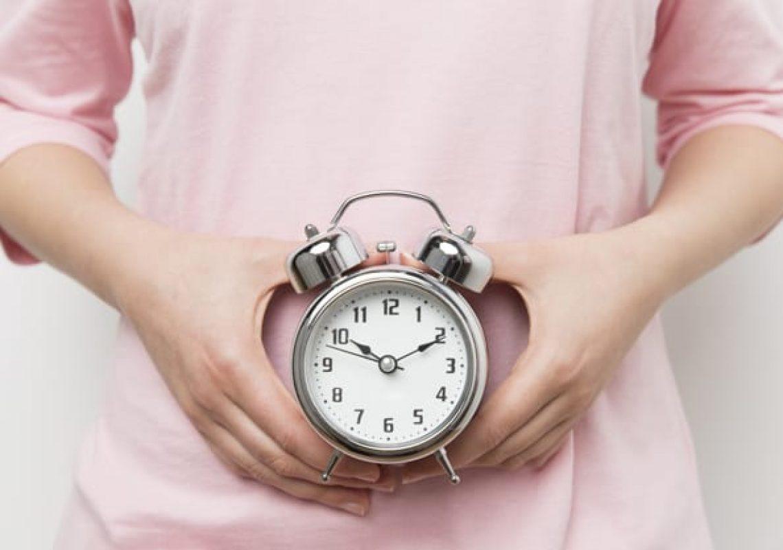 ciclul menstrual neregulat